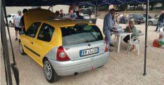 31 auto verificate al 1° Slalom San Giustino Boccatrabaria