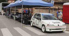 Con le verifiche è iniziato il weekend del Trofeo Scarfiotti a Sarnano