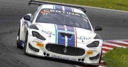 Tappa cruciale per Villorba Corse in Slovacchia nel GT4 europeo