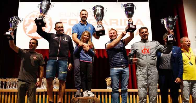Enrico Zandonà ancora una volta davanti a tutti nel 2° Slalom Val di Sole