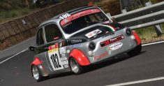 Angelo Mercuri da podio alla 64ª Coppa Nissena