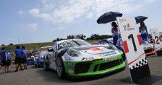 Il dobermann Fulgenzi e il Centro Porsche Latina pronti per la vittoria a Vallelunga