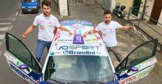 Ciuffi – Gonella su Peugeot 208 R2b in Valtellina
