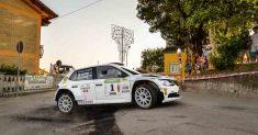 Tris d'assi al via del 5° Rally della Ciociaria