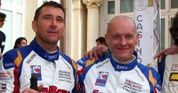 Da Zanche per la rivincita nell'Europeo e Italiano Rally all'Elba