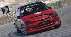 Dario Salpietro si aggiudica il titolo siciliano nella categoria Produzione di Serie 1600