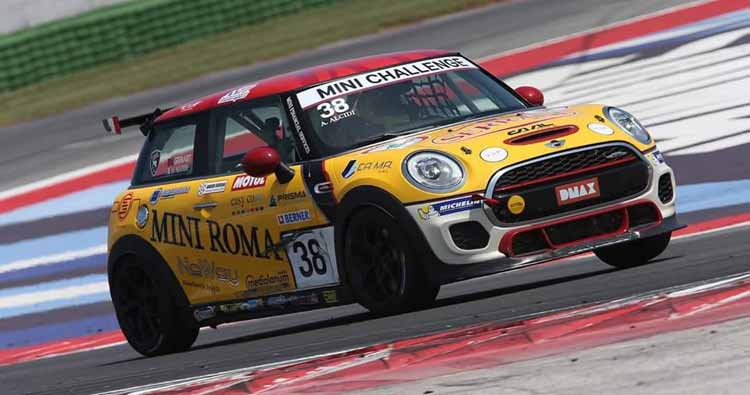 Torna il Mini Challenge sul circuito di Vallelunga