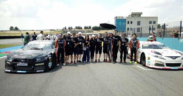 Alex Caffi Motorsports pronta per i playoff NWES ad Hockenheim