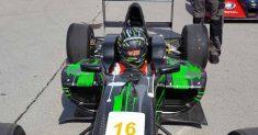 La prima di Franco Bertò con la Formula Abarth F 010 sulla salita di Bistrica