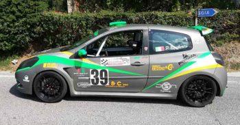 Podio tutto Speed Motor nella classe 2000 della Racing Start Plus nel 1° Slalom Valico di Scheggia