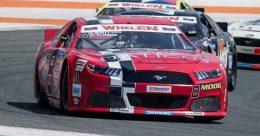 Nascar Whelen Euro Series, soltanto un terzo posto in gara 1 per Dario Caso a Hockenheim