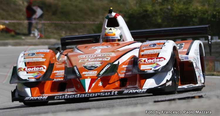 Cubeda sul podio e campione italiano E2SS alla Coppa Nissena