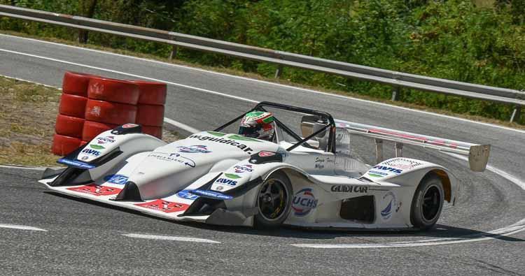 Tre piloti Speed Motor alla 60ª Monte Erice