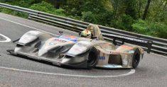 I piloti Speed Motor non sono stati baciati dalla fortuna nella bagnata Pedavena