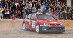 Kris Meeke torna al volante a Rallylegend