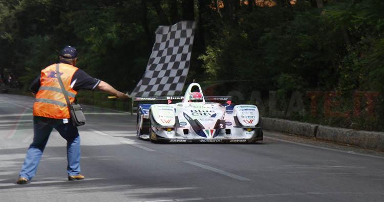 Vittoria di Christian Merli alla 60ª Monte Erice