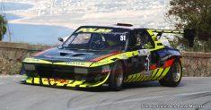 Christian Rapuzzi portacolori della Racing for Genova fa suo il CIVM E2SH 1400