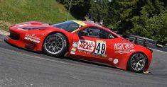 La Rossa di Gaetani ritorna in salita per il Masters FIA