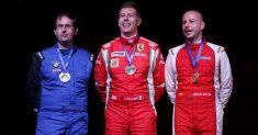 Bronzo per Luca Gaetani al Masters FIA
