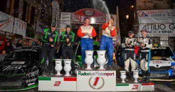 Il Rally della Val d'Orcia segna l'inizio dell'11ª stagione del  Challenge Raceday Terra