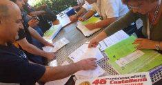 166 i verificati alla 46ª Cronoscalata della Castellana