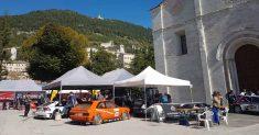 Il FIA Hill Climb Masters pronto allo start a Gubbio