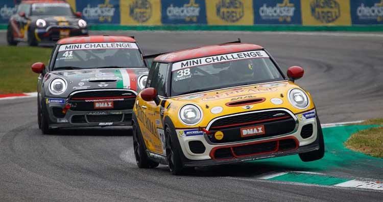 """Mini Challenge, Alessio Alcidi chiude con un altro podio e con il terzo posto finale nella """"PRO"""""""