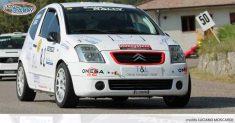 Un rocambolesco Città di Bolca per Baldon Rally