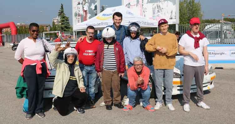 Grande successo per Rally Therapy. L'iniziativa giunta alla sua seconda edizione