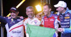 Cubeda e l'Italia d'argento a Gubbio nel FIA Hill Climb Masters