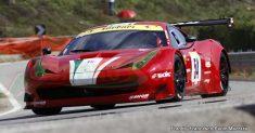 Lucio Peruggini e la Ferrari Campioni Italiani Gruppo GT