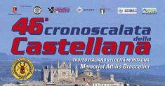Alla 46ª Cronoscalata della Castellana lo show si tinge di tricolore