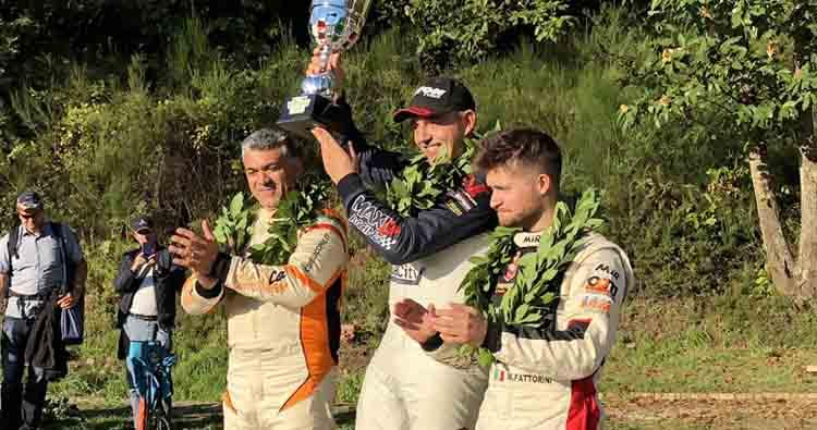 La Luzzi – Sambucina incorona Merli Campione Assoluto CIVM 2018
