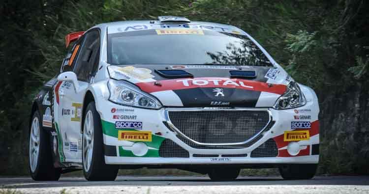 Gli equipaggi CST Sport chiudono il Tricolore al Rally 2 Valli