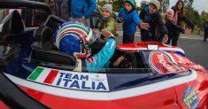 Schierato il Team Italia per il FIA Hill Climb Masters a Gubbio