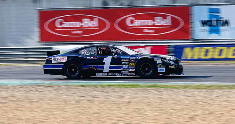 Tre titoli su tre per Alex Caffi Motorsports a Zolder