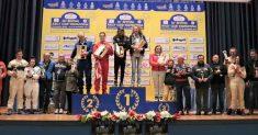 Ad Andrea Giacoppo e Daniela Tecioiu Grillone la vittoria nel 16° revival Rally Club Valpantena