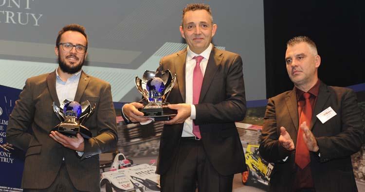 Fiavè festeggia il suo campione Christian Merli