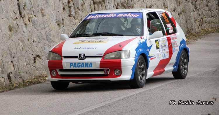 Bella gara della Nebrosport al 4° Tindari Rally