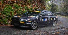 Pascale dominatore del Rally della Provincia di Frosinone