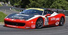 Doppio trionfo per Ragazzi e la Ferrari nelle salite tricolori