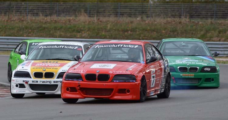 BMW 318 Racing Series all'epilogo stagionale in quel di Magione