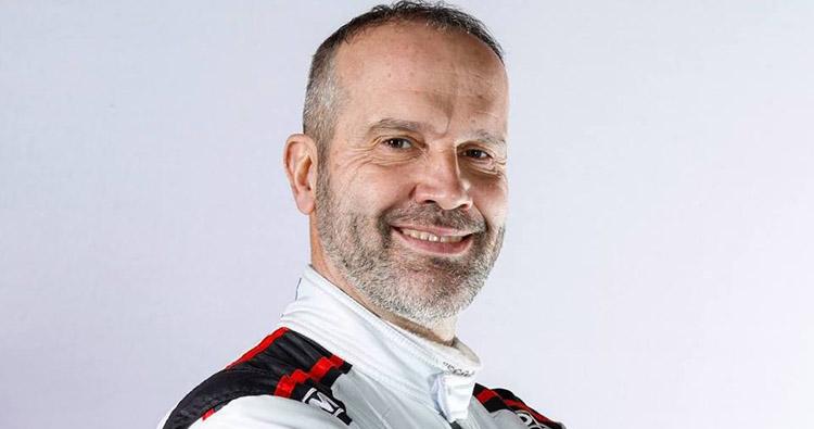 Fabrizio Giovanardi al Trofeo Nappi 2018