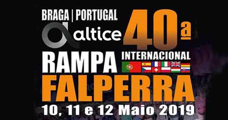 In Portogallo il 3° appuntamento del Campionato Europeo della Montagna con la 40ª Rampa Internacional da Falperra
