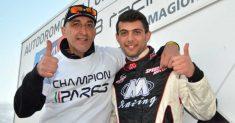 Bmw 318 Racing Series: Federico Lilli campione in divisione B, Filippo Bencivenni… vice in divisione A