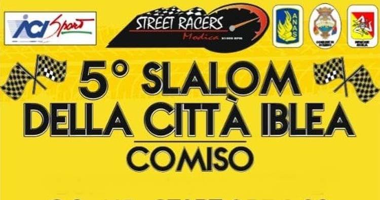 Luigi Fazzino su Osella PA 21 vince il 5° Slalom della Città Iblea