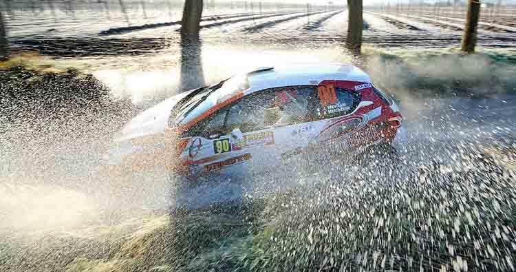 L'atteso Prealpi Master Show, secondo appuntamento del Challenge Raceday Rally Terra 2018/2019