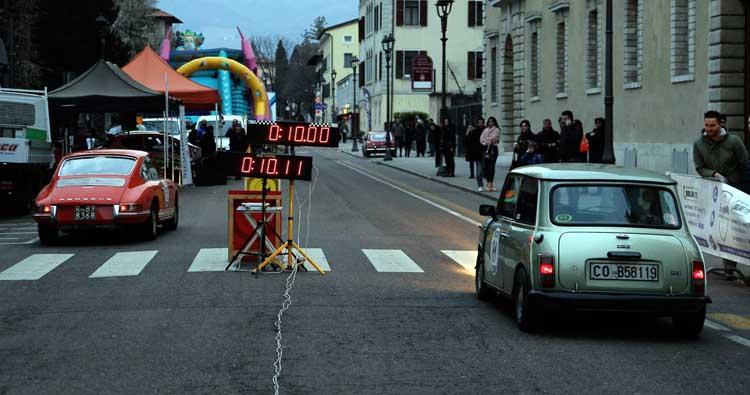 Tocca ancora alla «Coppa Città della Pace» aprire il Campionato italiano di regolarità