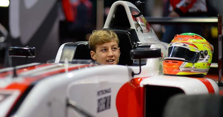 Delli Guanti si lega alla DR Racing gurdando al debutto in F4