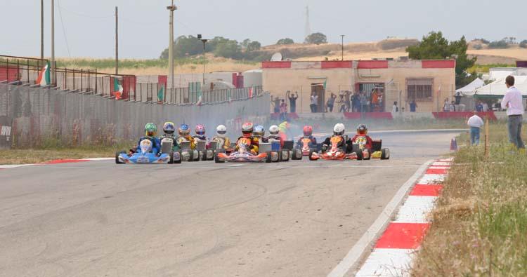 Pronta la Stagione Karting Sicilia 2019